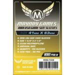 -7039-mini-usa-game-size-sleeves-41-x-63-mm-100-pack-yellow